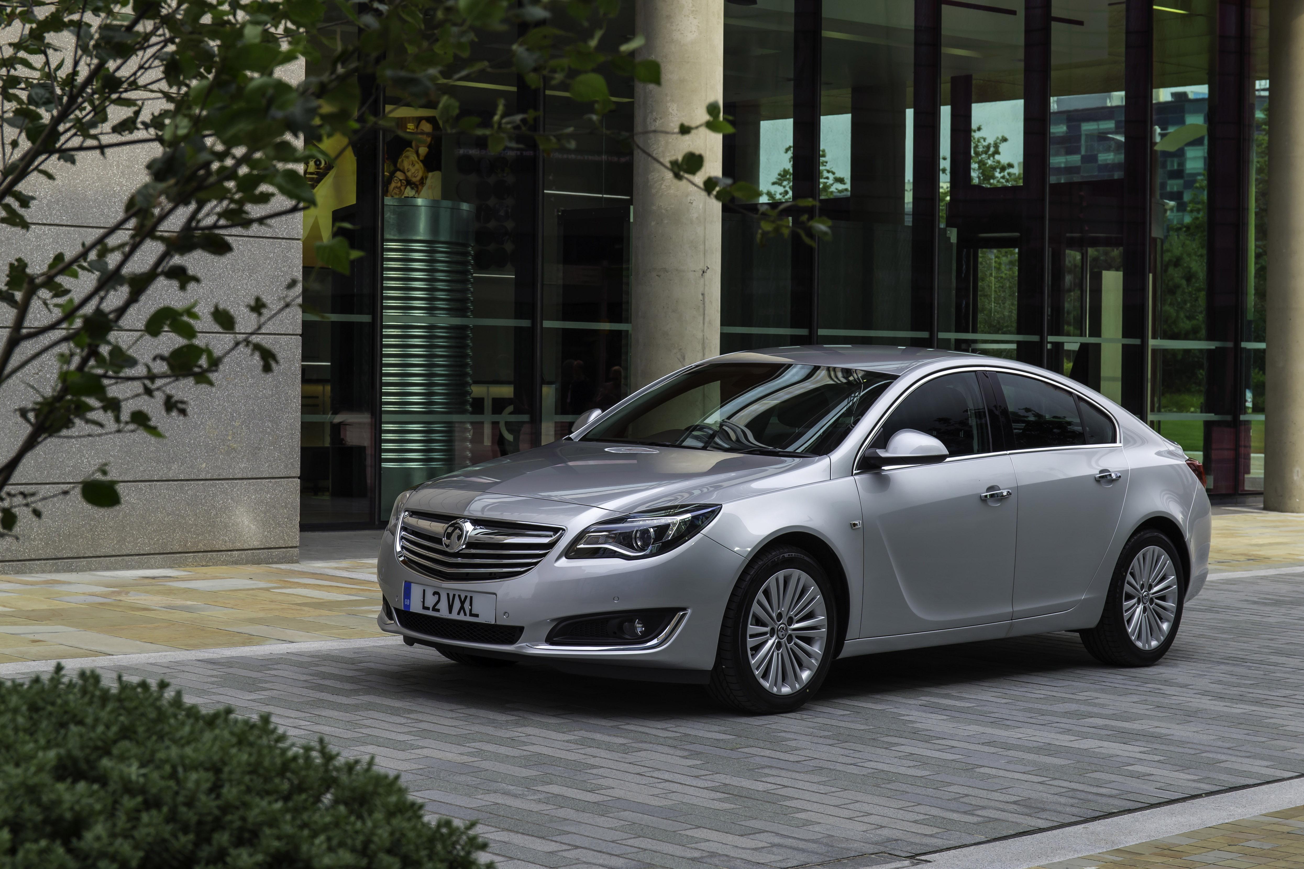 Vauxhall Insignia 1 6 Sidi Elite First Drive