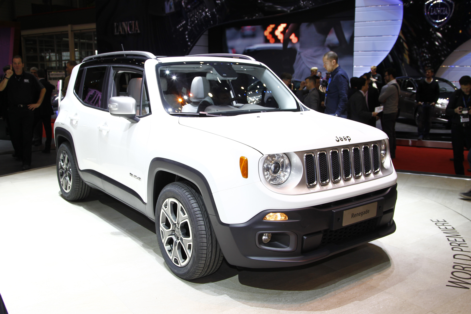 new bigger and smaller jeep models planned autocar. Black Bedroom Furniture Sets. Home Design Ideas