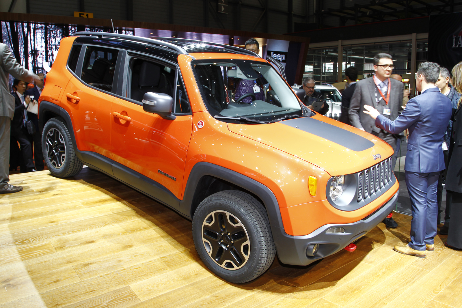 2015 Jeep Renegade – pricing, specifications and gallery | Autocar