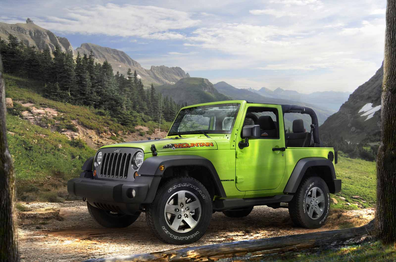 limited edition jeep wrangler and compass revealed autocar. Black Bedroom Furniture Sets. Home Design Ideas