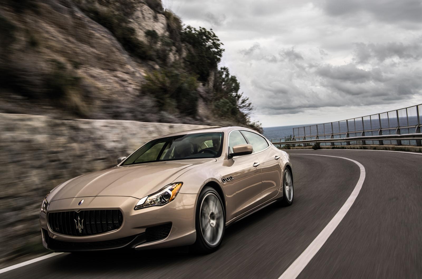 First Drive Review: 2013 Maserati Quattroporte V8 Review