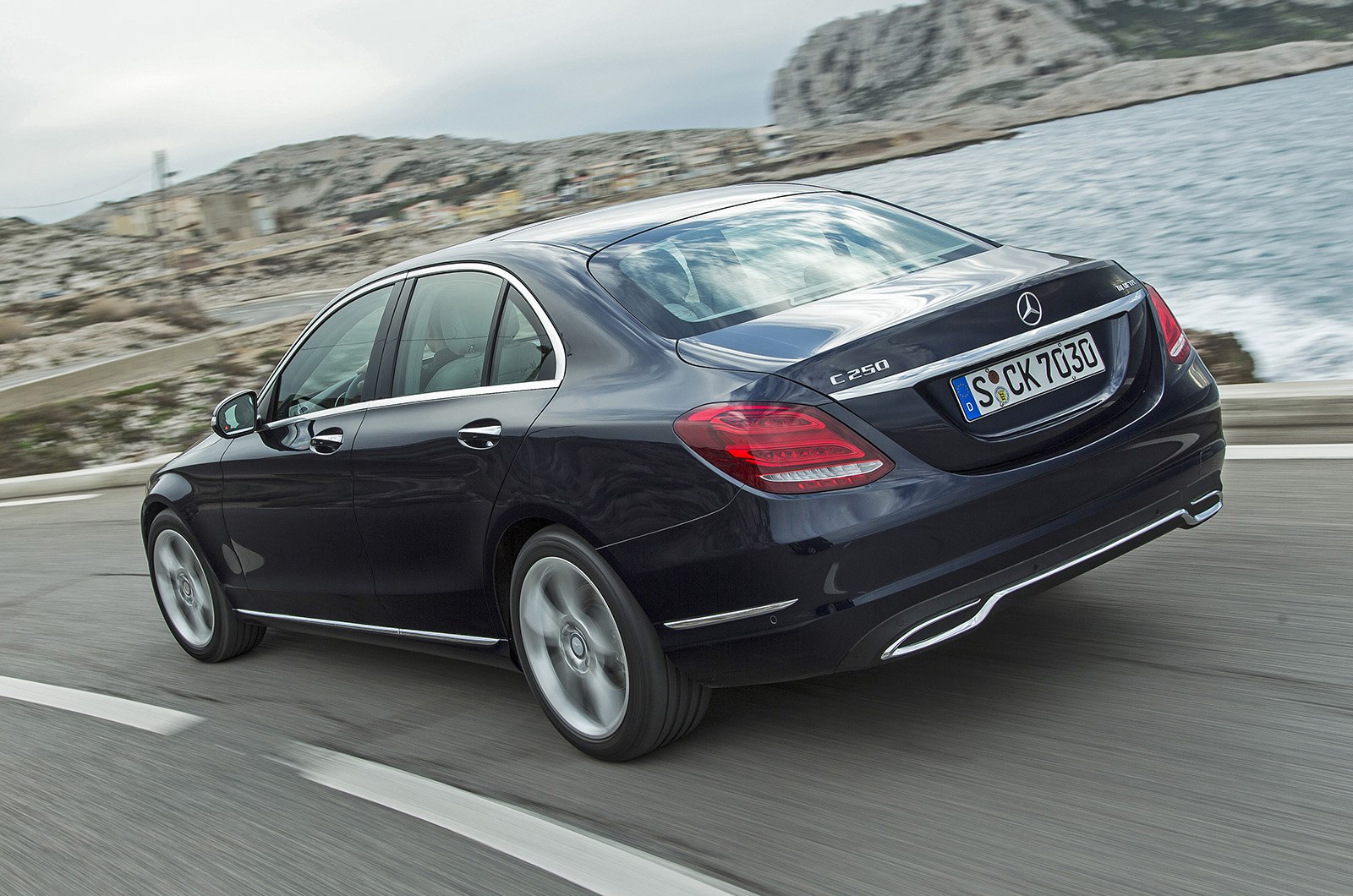 2014 mercedes benz c class c250 first drive