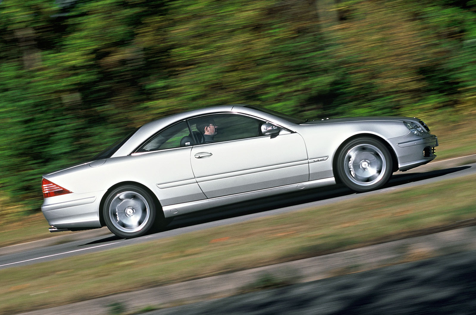 Is a second hand mercedes benz cl the best big coupe money for Mercedes benz second