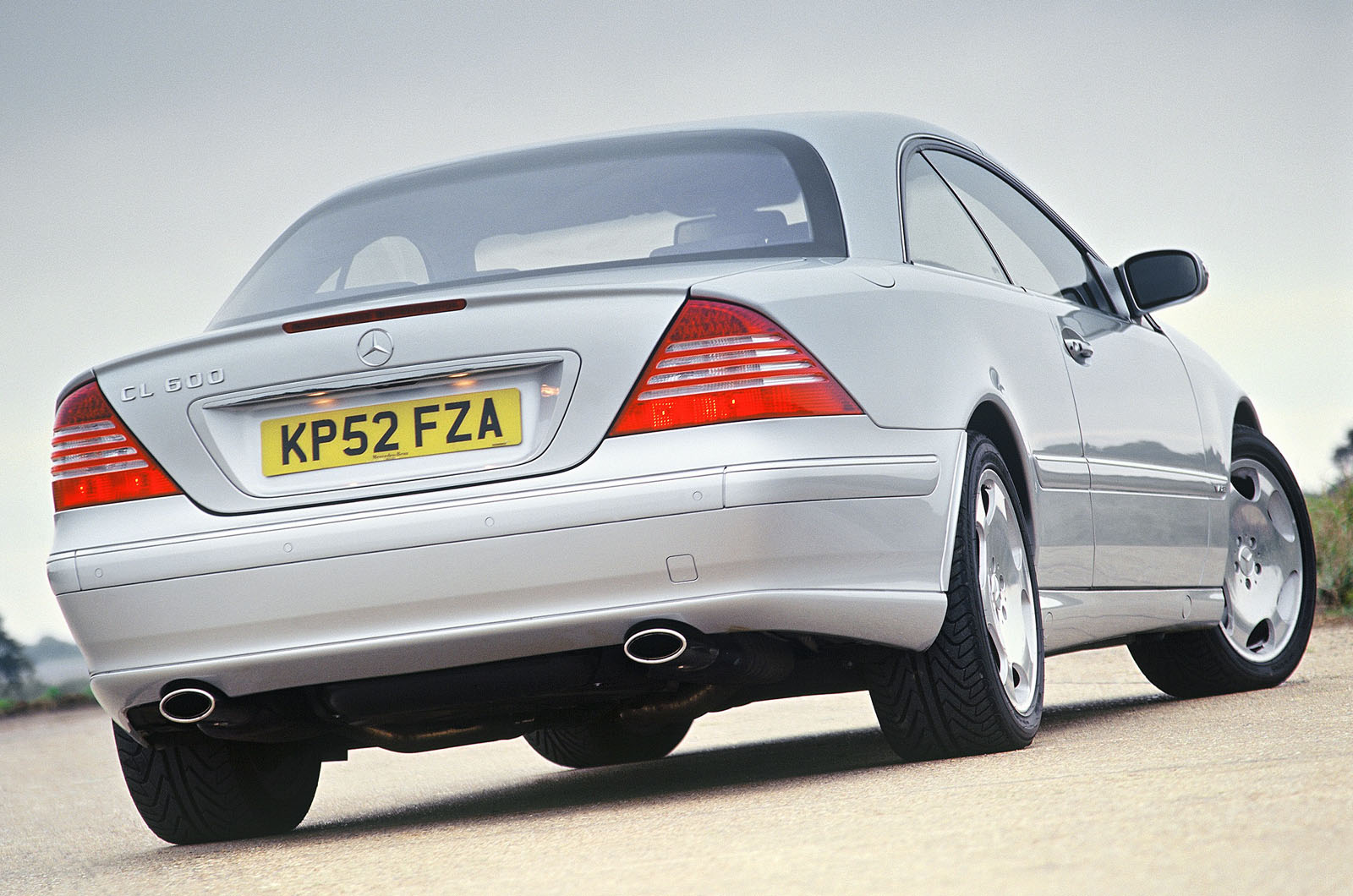 Is a second hand mercedes benz cl the best big coupe money for Mercedes benz 2nd hand