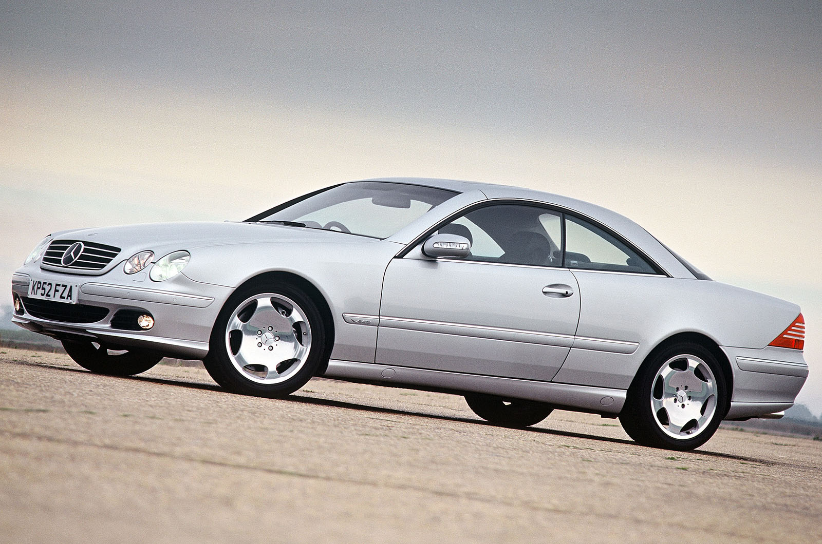 is a second hand mercedes benz cl the best big coupe money