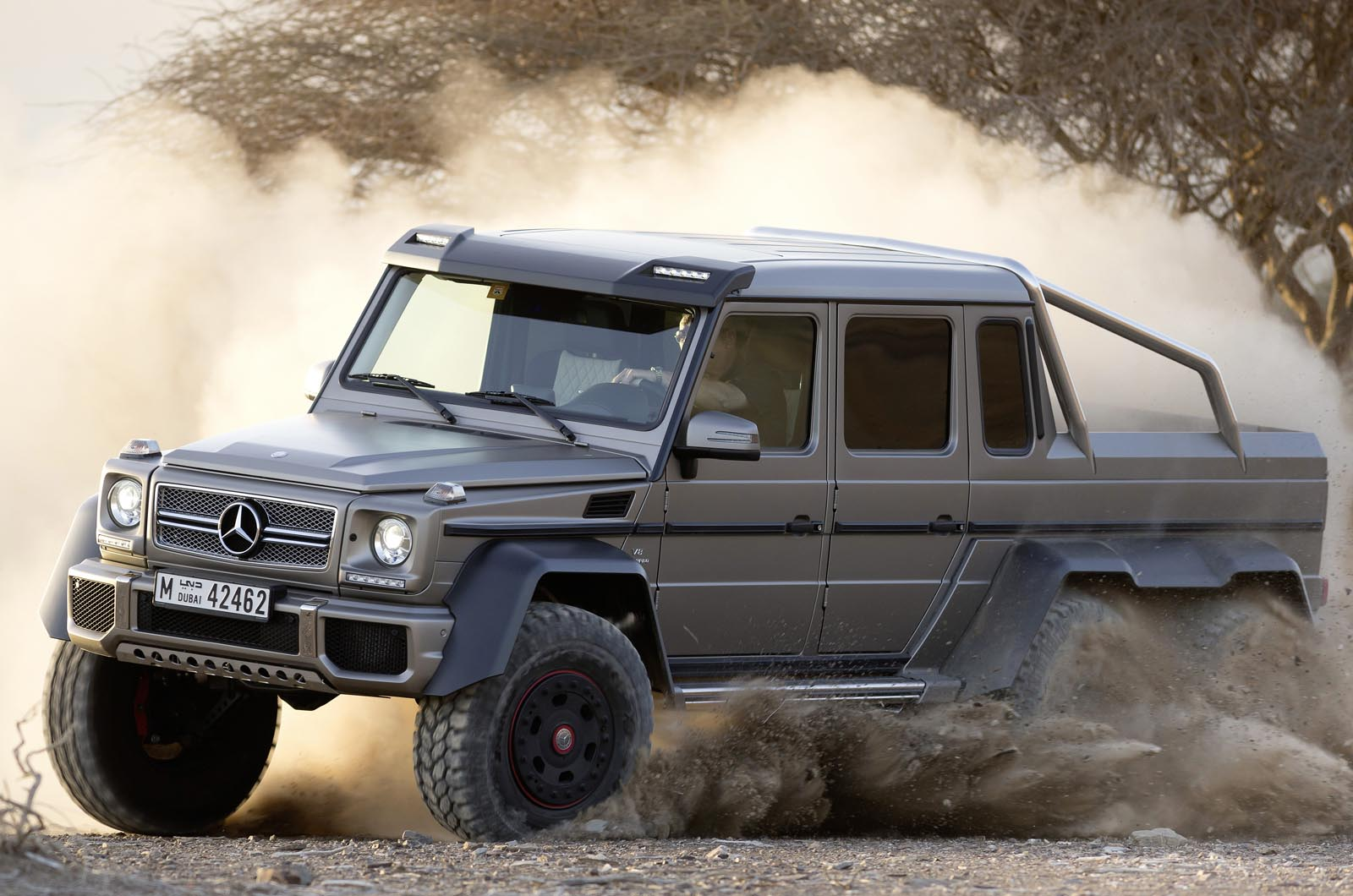 Mercedes Benz G63 Amg 6x6 To Cost 380k Autocar