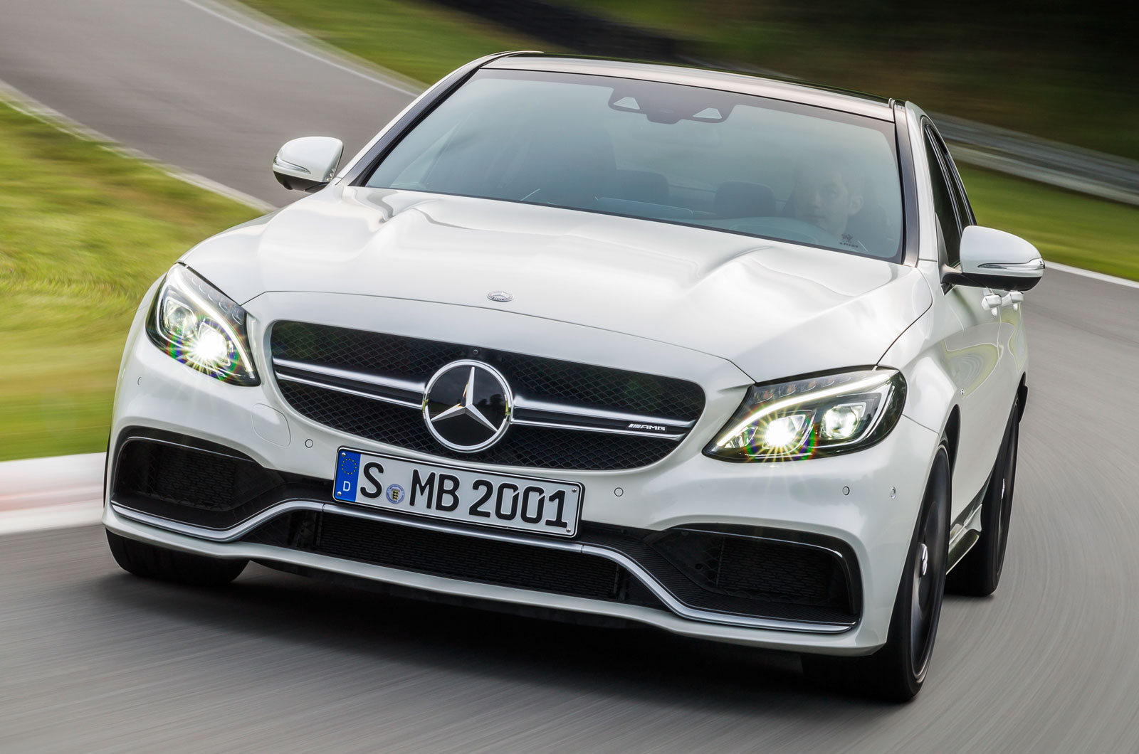 Mercedes amg c63 on sale for 59 795 autocar for Mercedes benz c63 amg for sale
