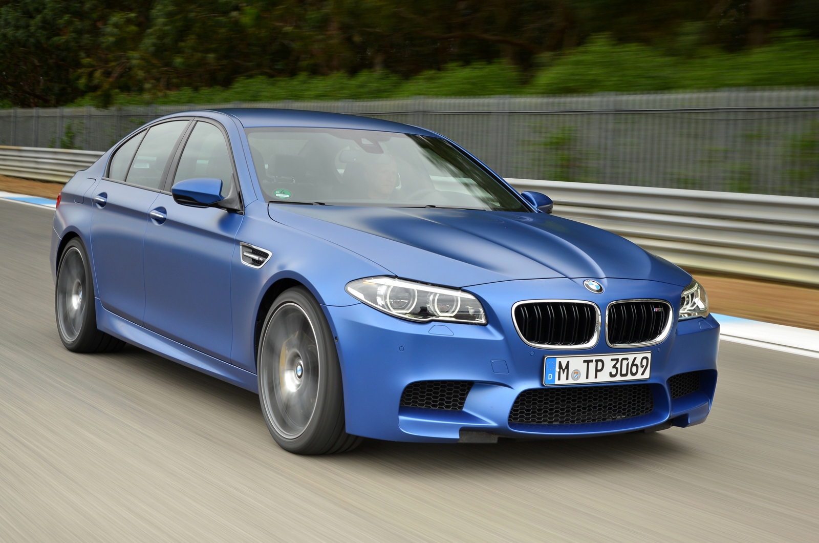 Bmw M5 Competition Package First Drive