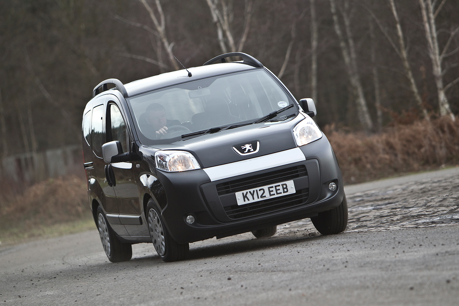 peugeot bipper tepee first drive review autocar. Black Bedroom Furniture Sets. Home Design Ideas