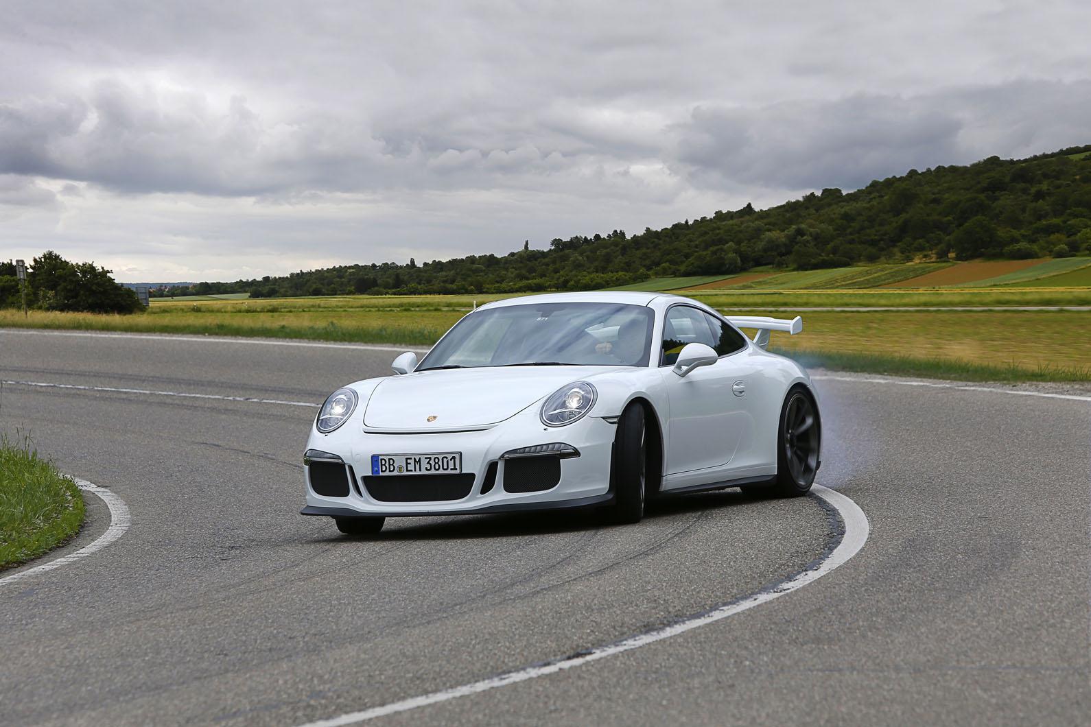 Porsche 911 gt3 rs review 2017 autocar - Porsche 911 Gt3 Rs Review 2017 Autocar 22