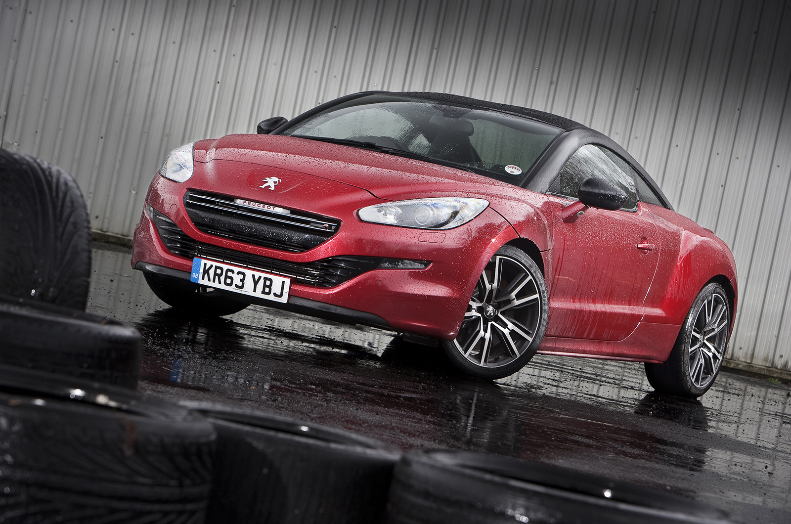 peugeot rcz r review autocar. Black Bedroom Furniture Sets. Home Design Ideas