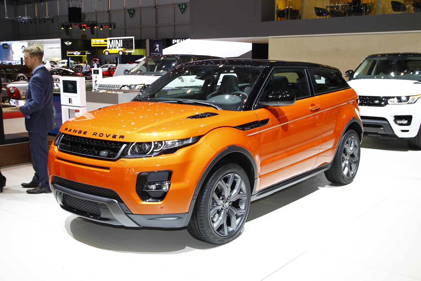hot new range rover evoque gets 281bhp autocar. Black Bedroom Furniture Sets. Home Design Ideas