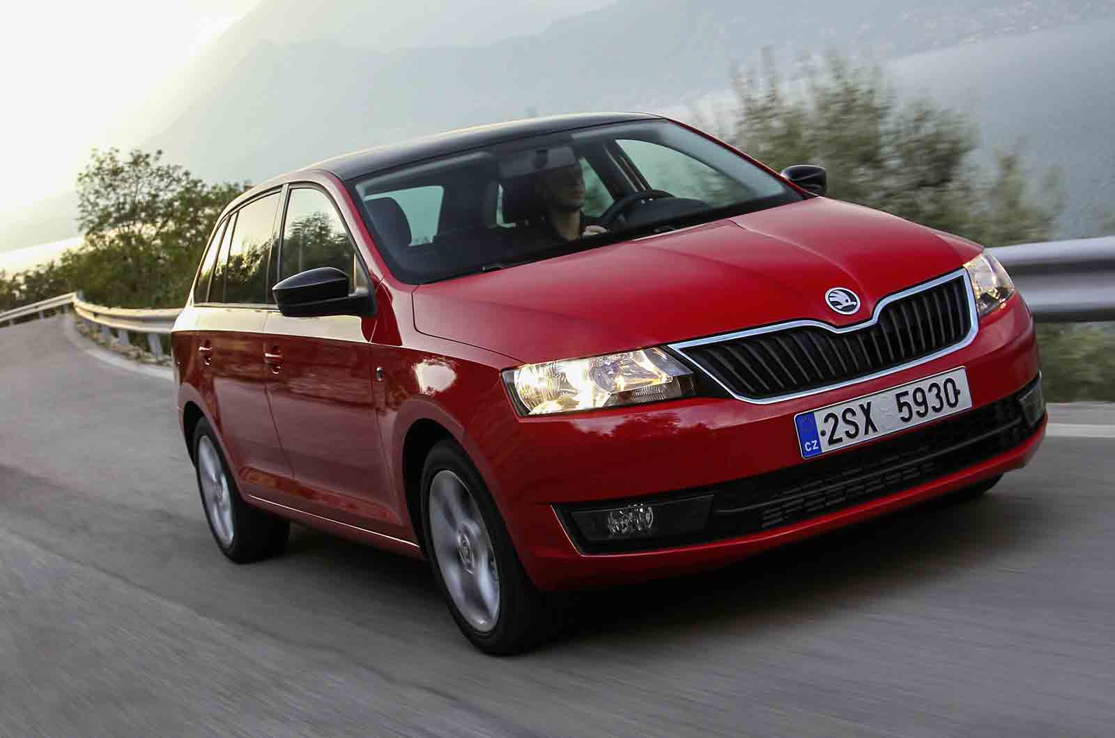 skoda rapid spaceback 1 2 tsi greentech first drive review autocar. Black Bedroom Furniture Sets. Home Design Ideas