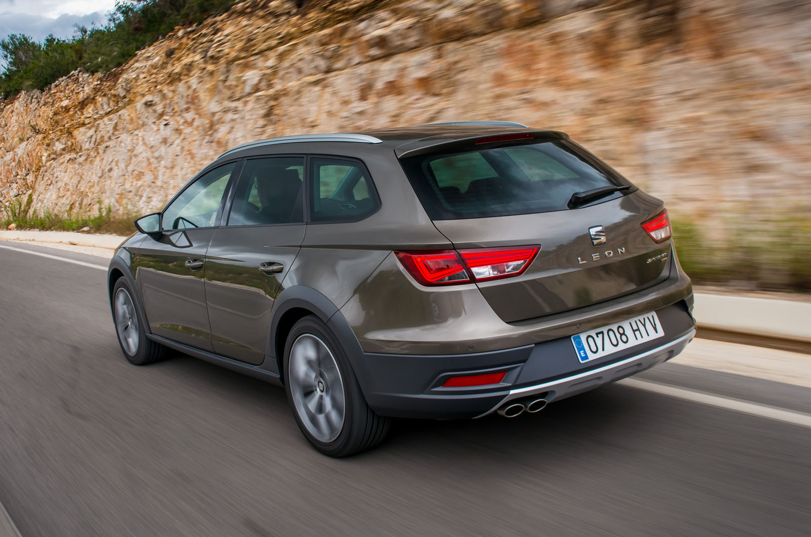 seat leon x perience review autocar. Black Bedroom Furniture Sets. Home Design Ideas