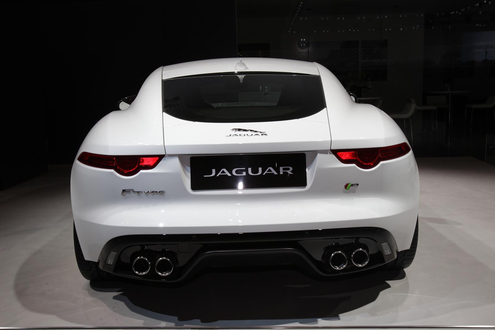 jaguar ftype coupe revealed