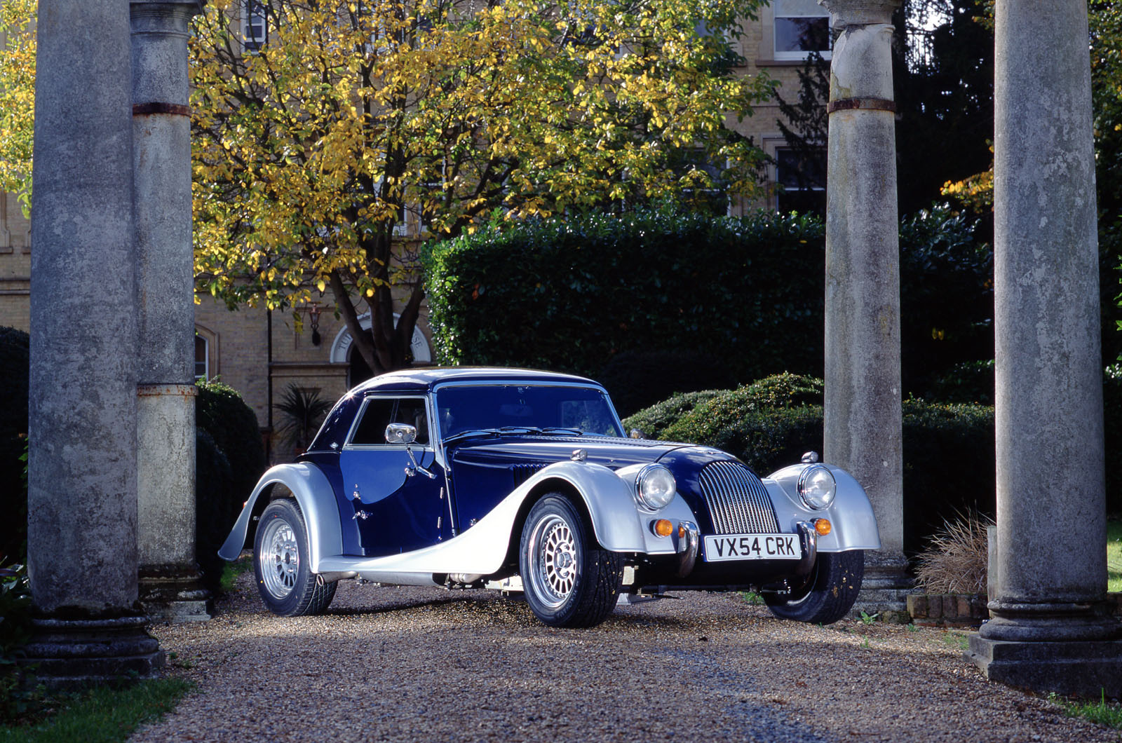 Used Cars Olympia >> History of Morgan Motor Company - picture special