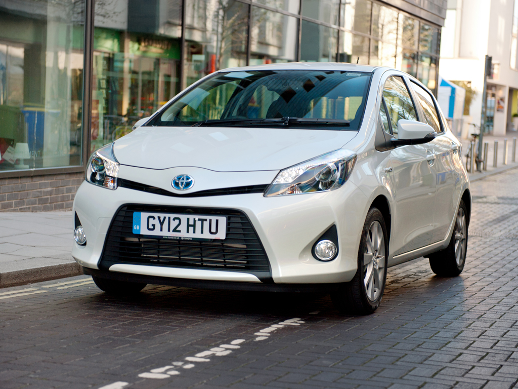 Toyota Yaris Hybrid T Spirit UK first drive review  Autocar