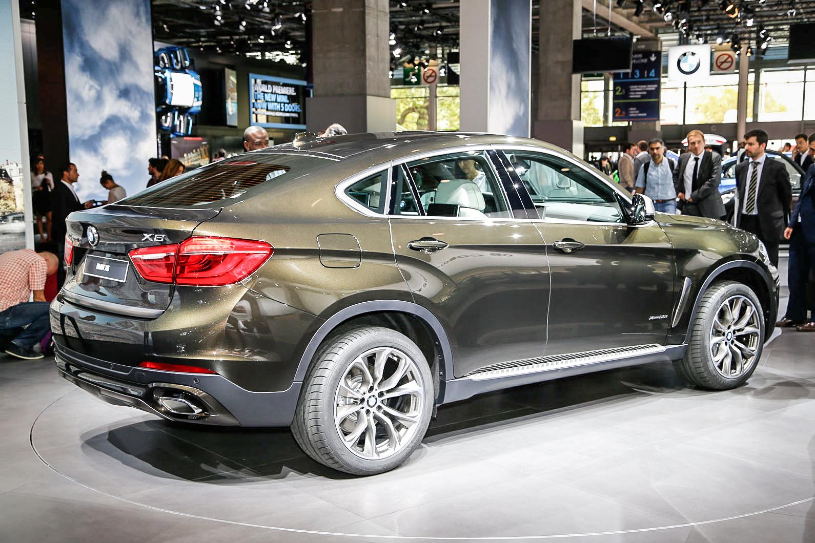 New Bmw X6 Launch Delayed Until Paris Motor Show Autocar