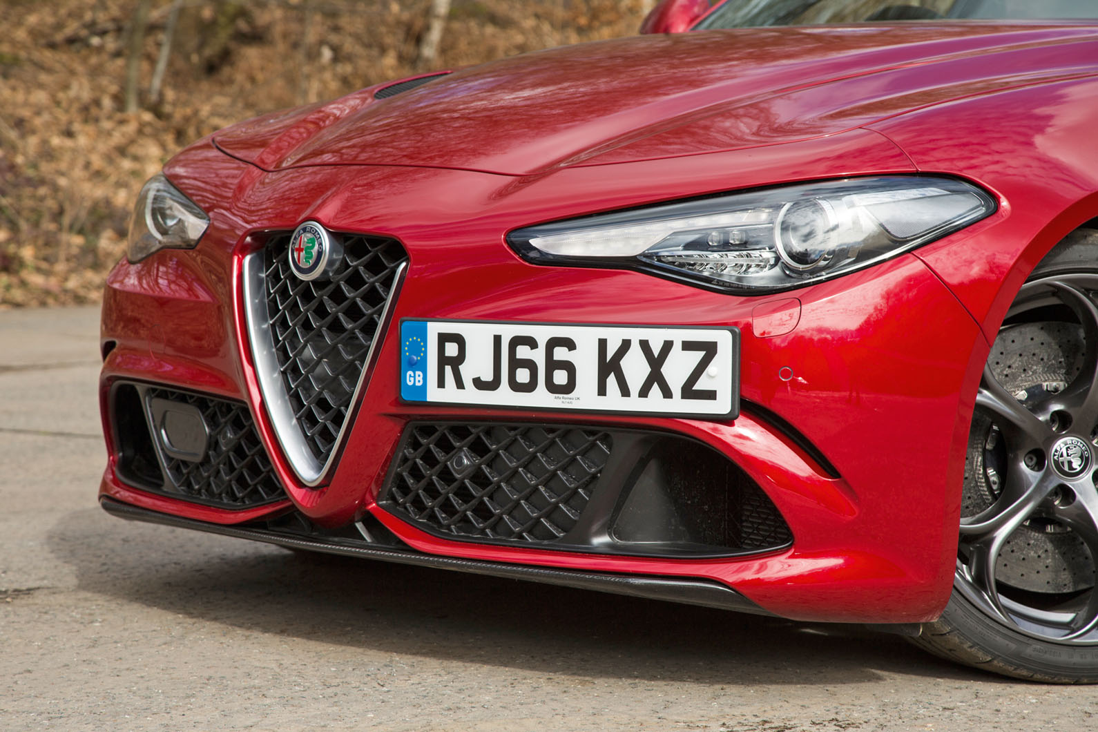Alfa Romeo Giulia Quadrifoglio Design Styling Autocar