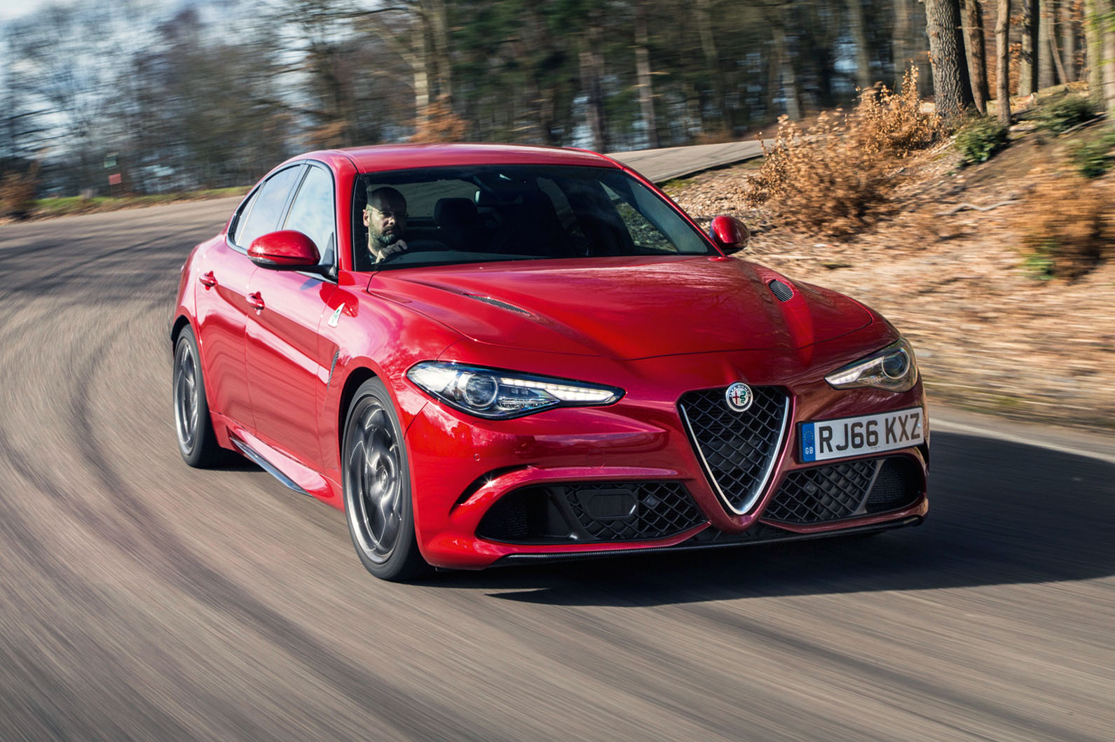 Alfa Romeo Giulia Quadrifoglio Review 2021 Autocar