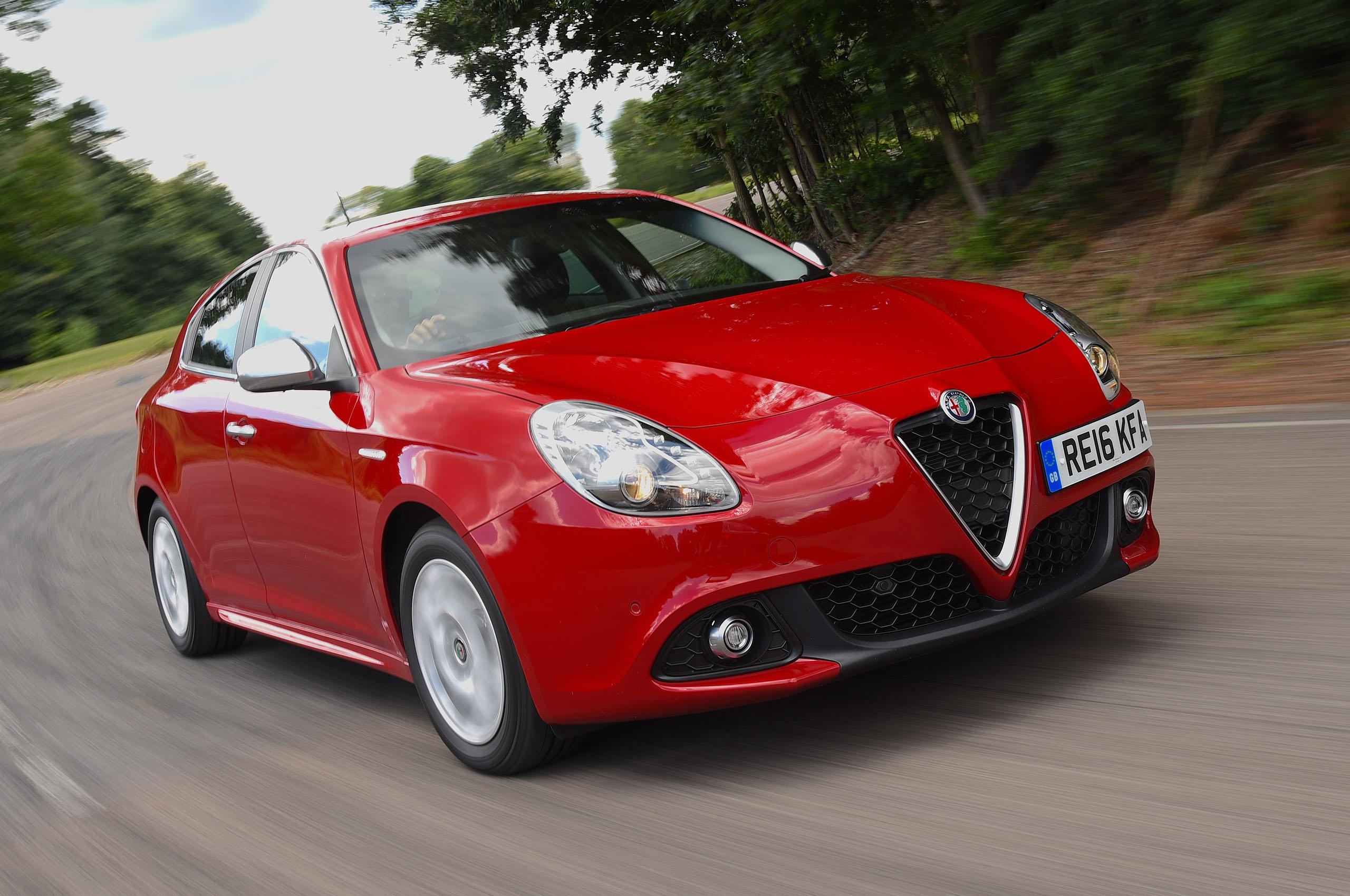 Alfa Romeo Giulietta Review 2018