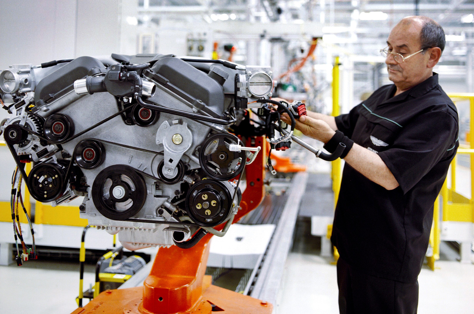 Aston Martin Signs New Ford Engine Deal Report Autocar