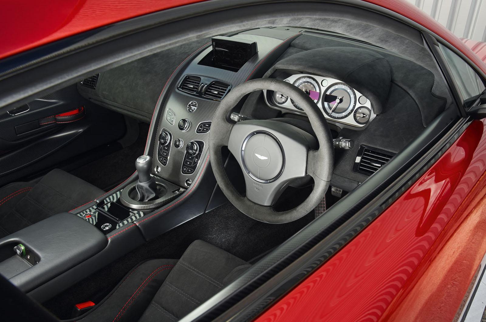 Aston Martin Vantage Gt8 2016 Review 2020 Autocar