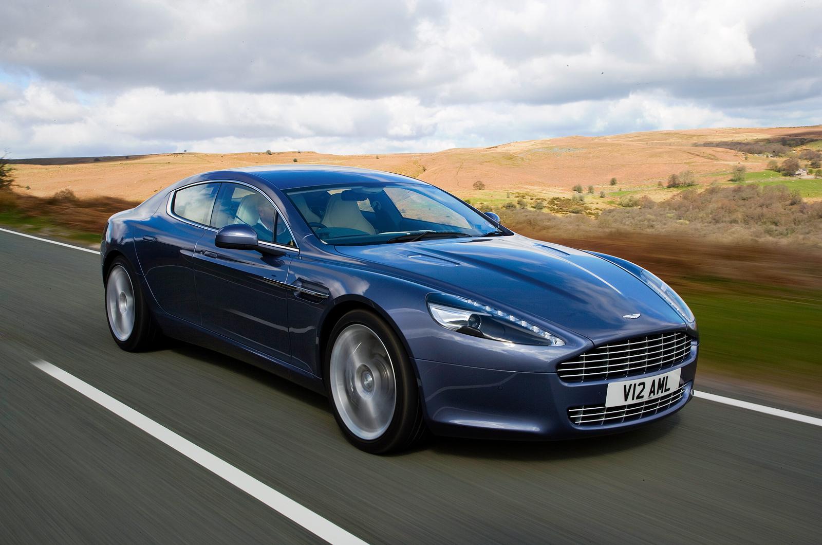 Aston Martin Rapide 2010-2013 Review