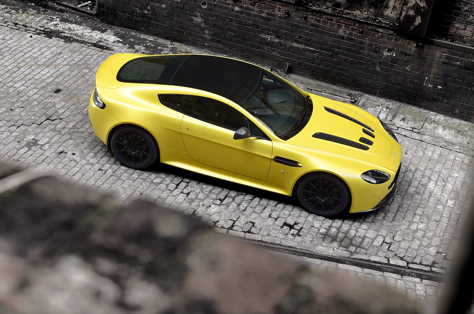small blog v8: aston martin v12 vantage s proves just how wrong