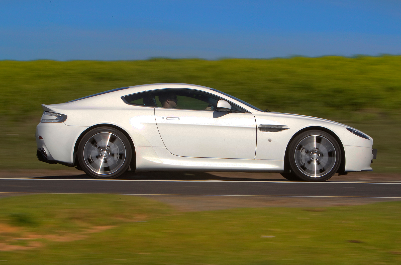Aston Martin Vantage 2005 2017 Mpg Running Costs Autocar