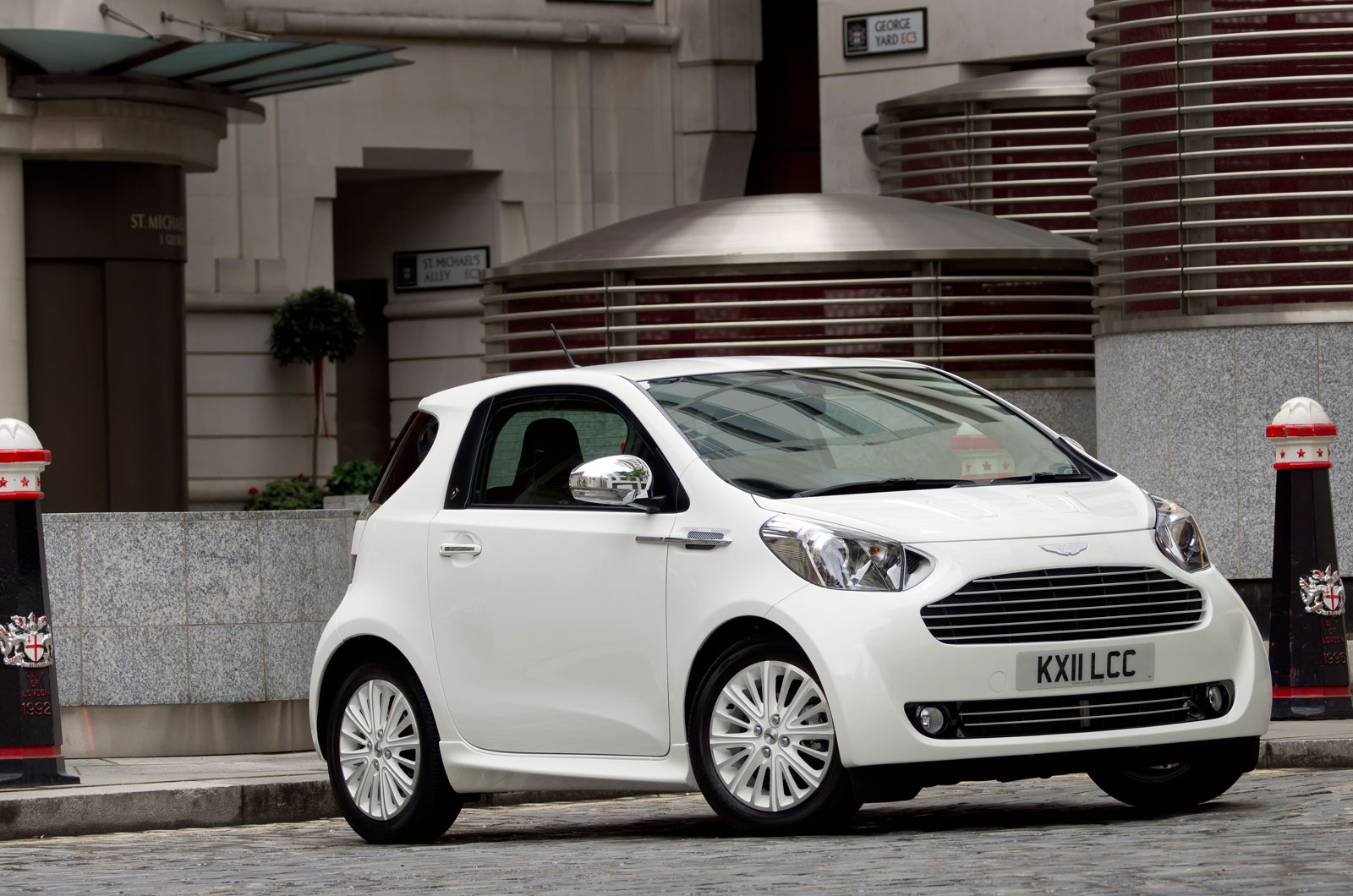 aston martin cygnet 2011-2013 review (2019) | autocar