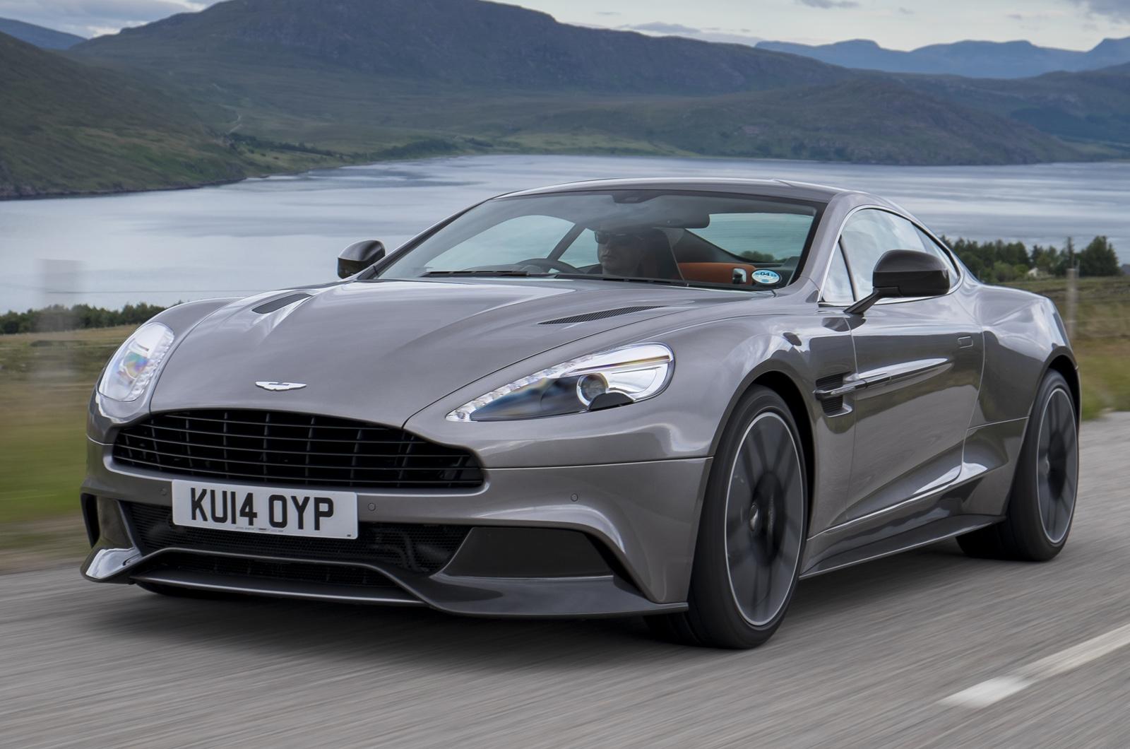 2014 Aston Martin Vanquish First Drive