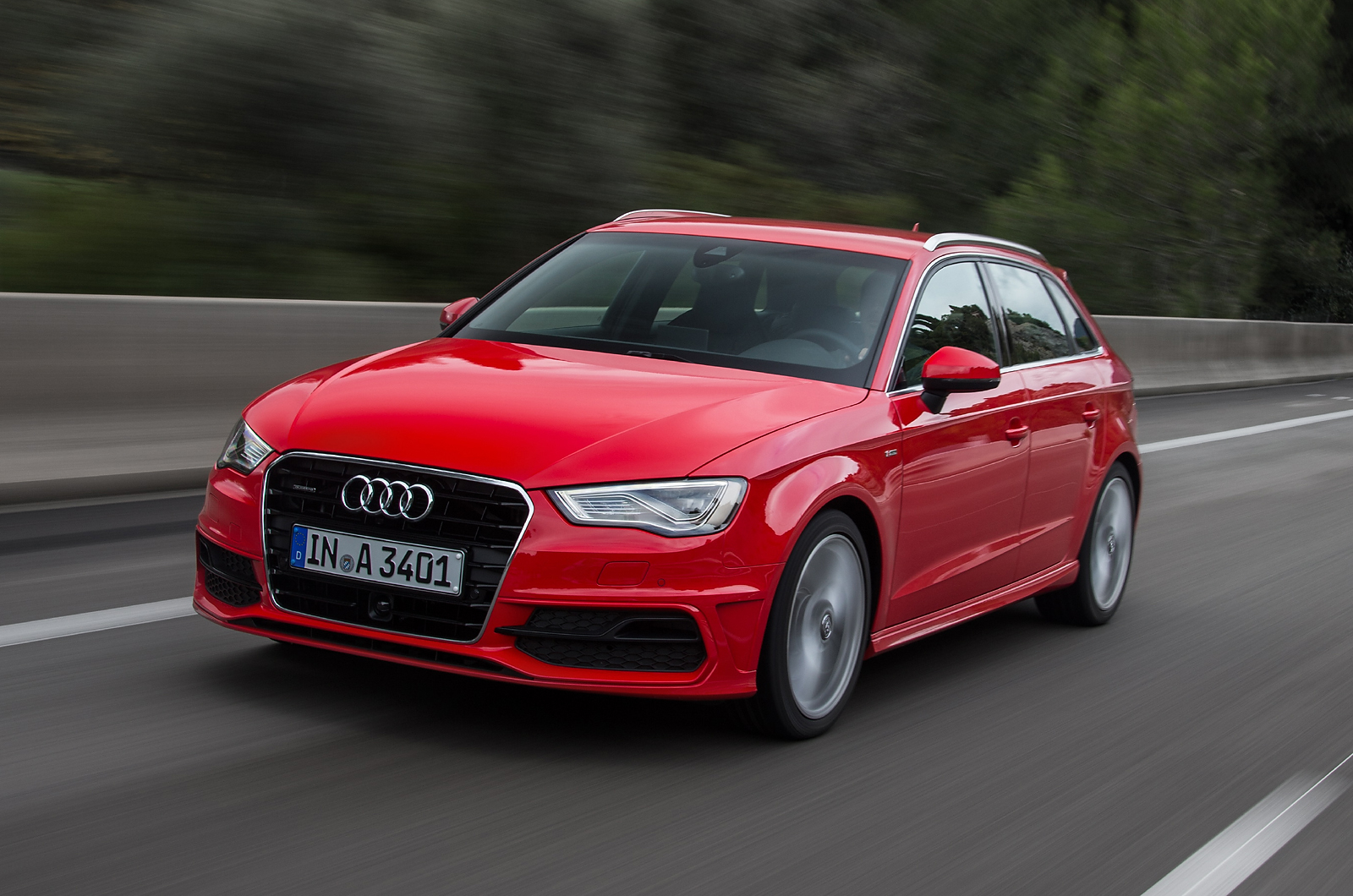 first drive review audi a3 sportback 1 8 tfsi s line autocar. Black Bedroom Furniture Sets. Home Design Ideas