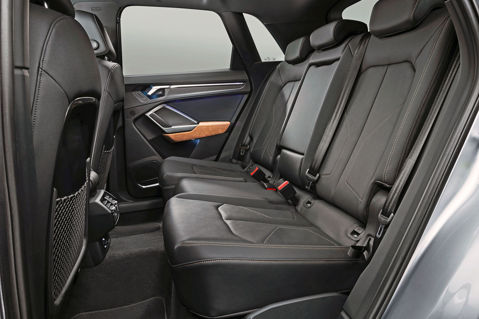 Titan Waterproof Car Front Seat Covers Grey to fit Mercedes C Class 2012 Onwards