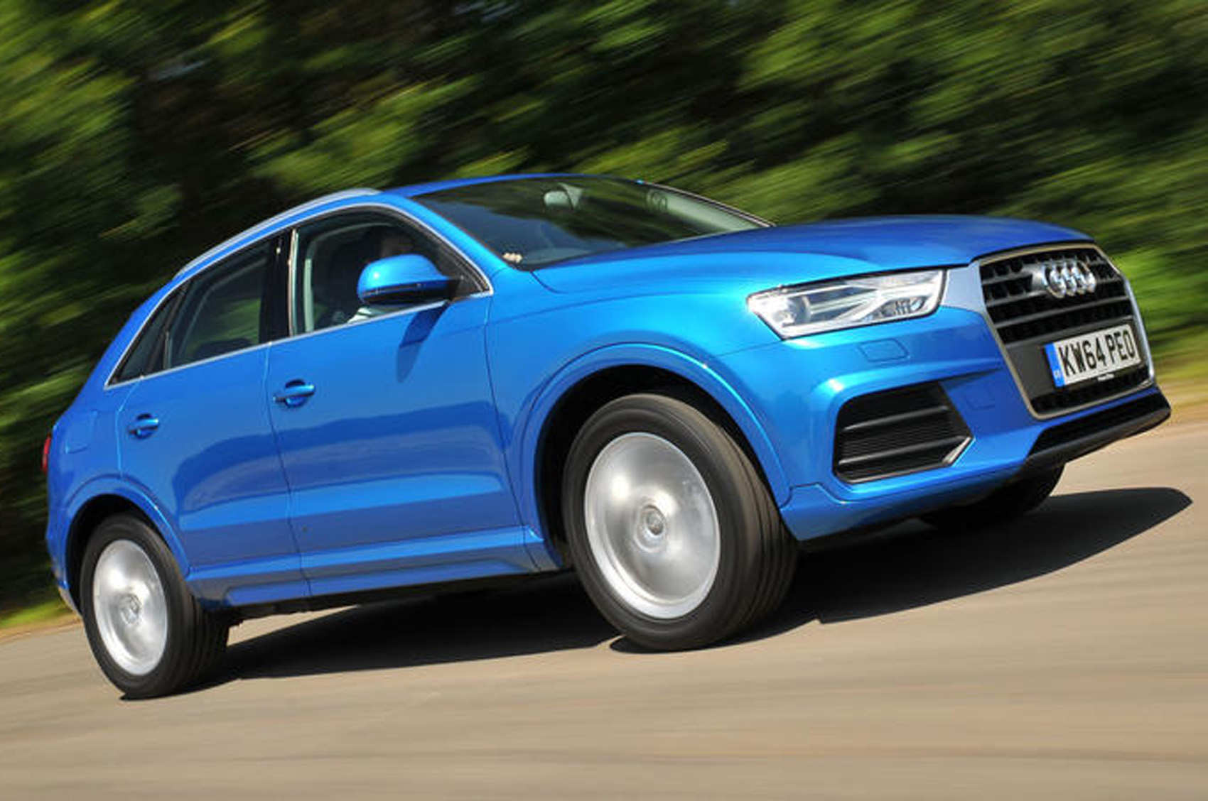 smallest was small as performancedrive in petrol beneath offers s it suv audi the tdi australia new company slotting quattro launched available just and review red video february