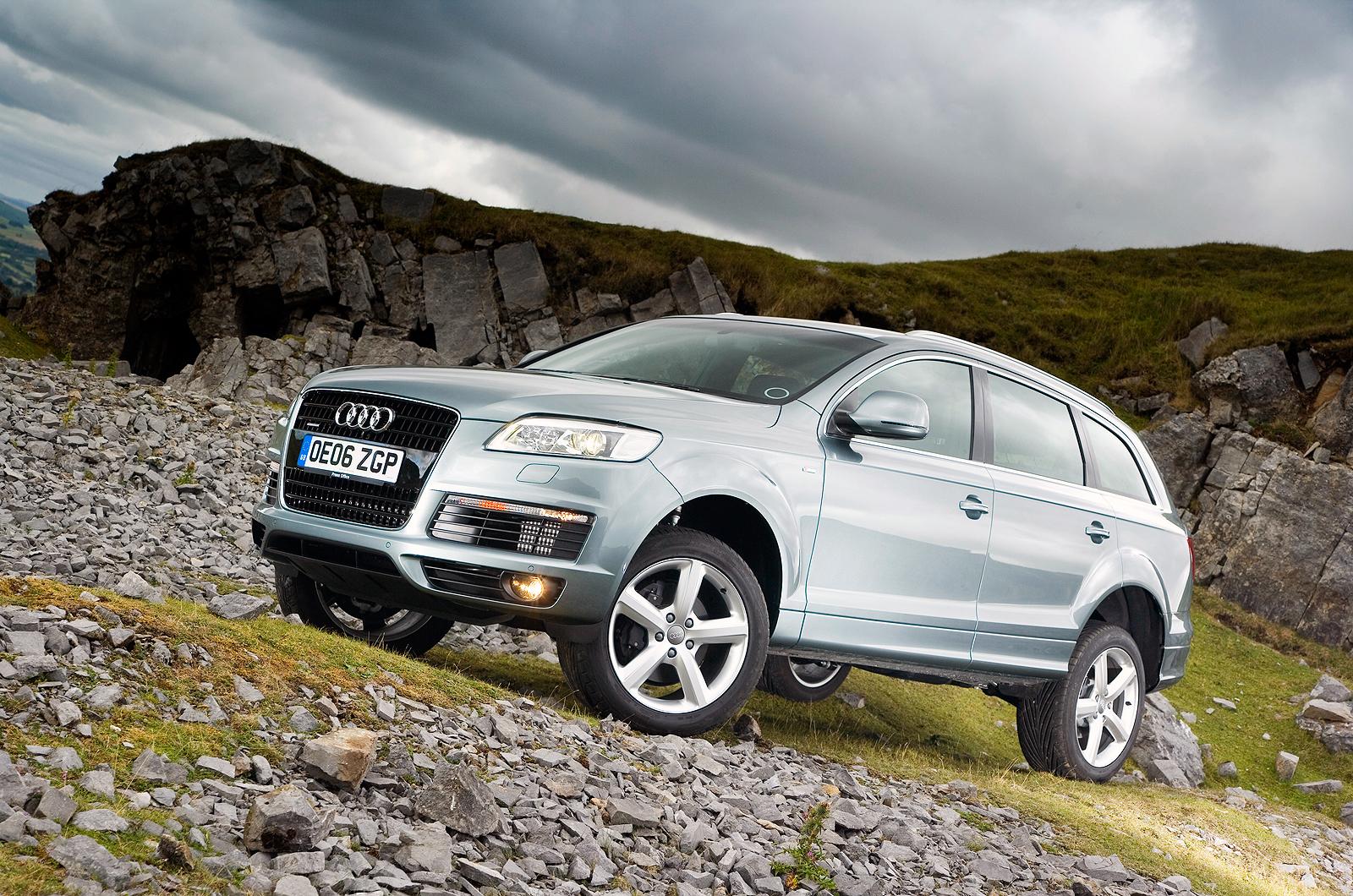 Kekurangan Audi Q7 2006 Perbandingan Harga