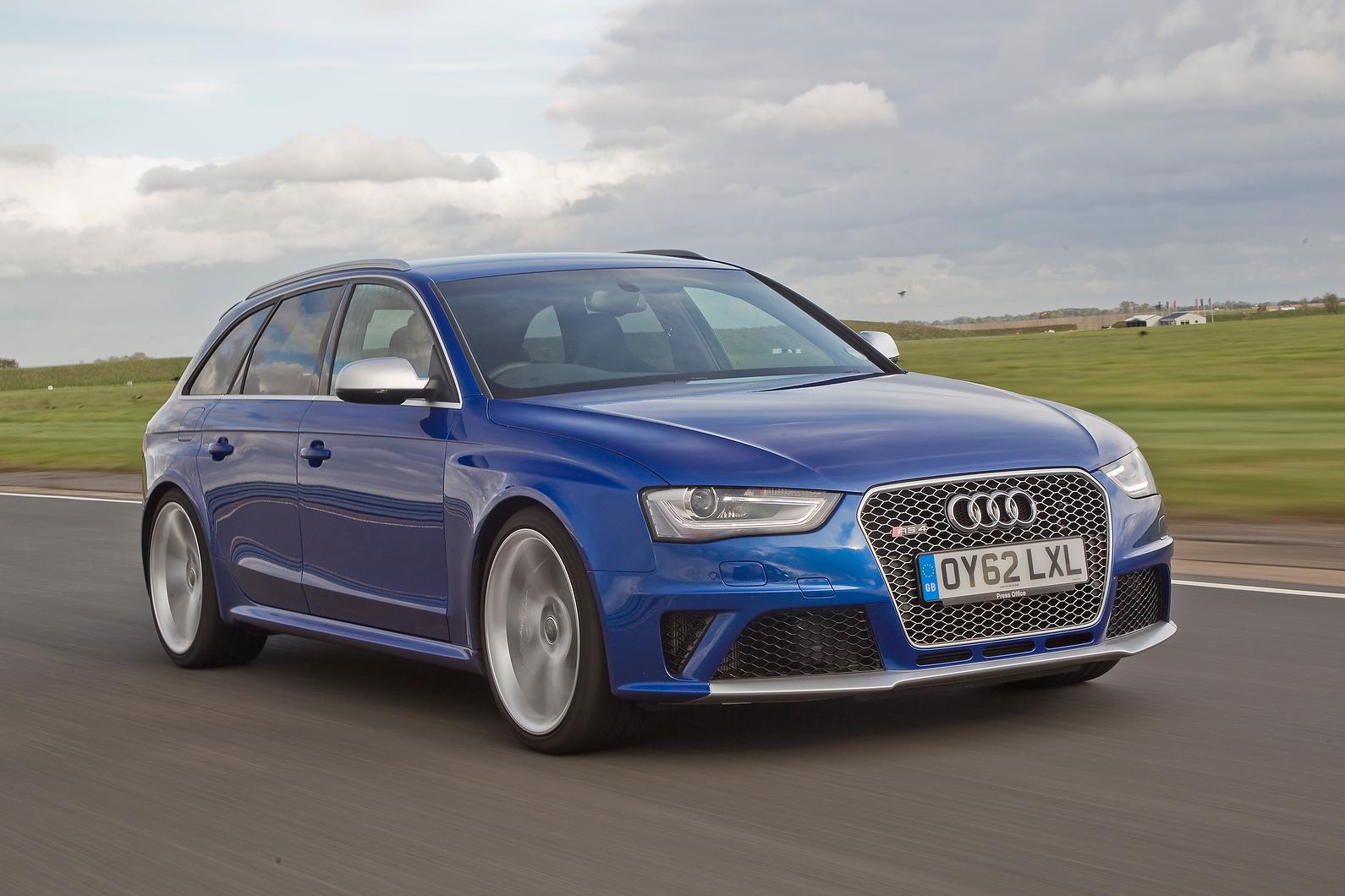 Audi Rs4 B9 >> Audi RS4 Avant Review | Autocar