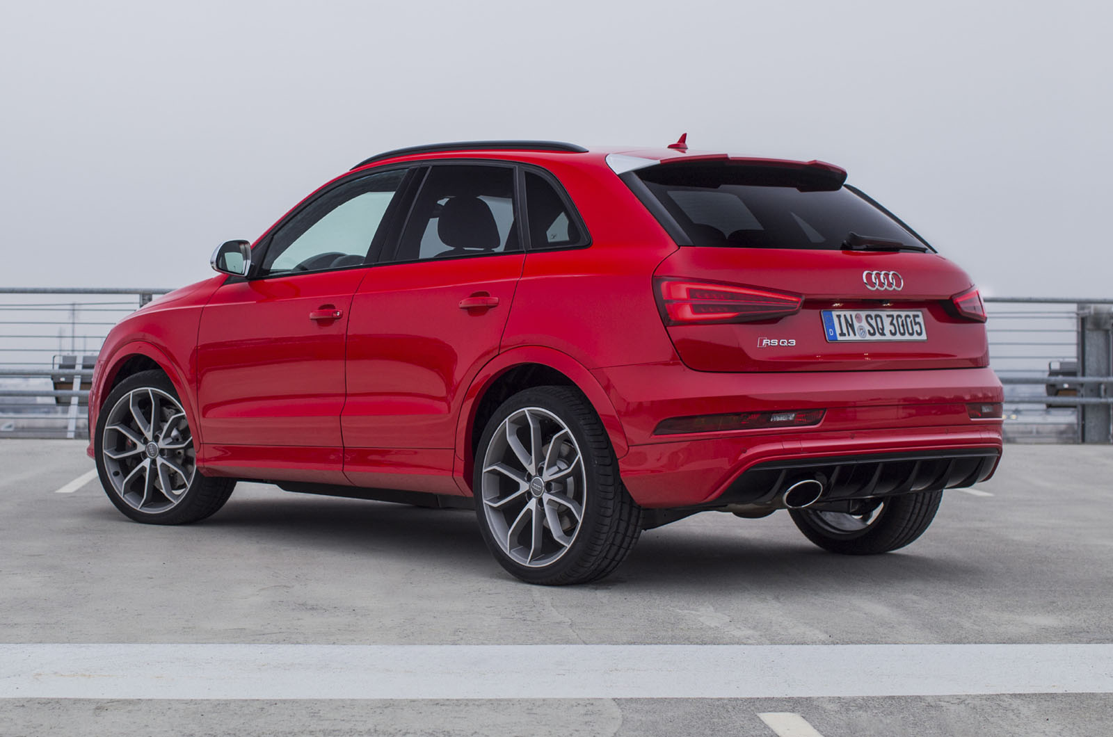 2015 audi rs q3 review autocar. Black Bedroom Furniture Sets. Home Design Ideas