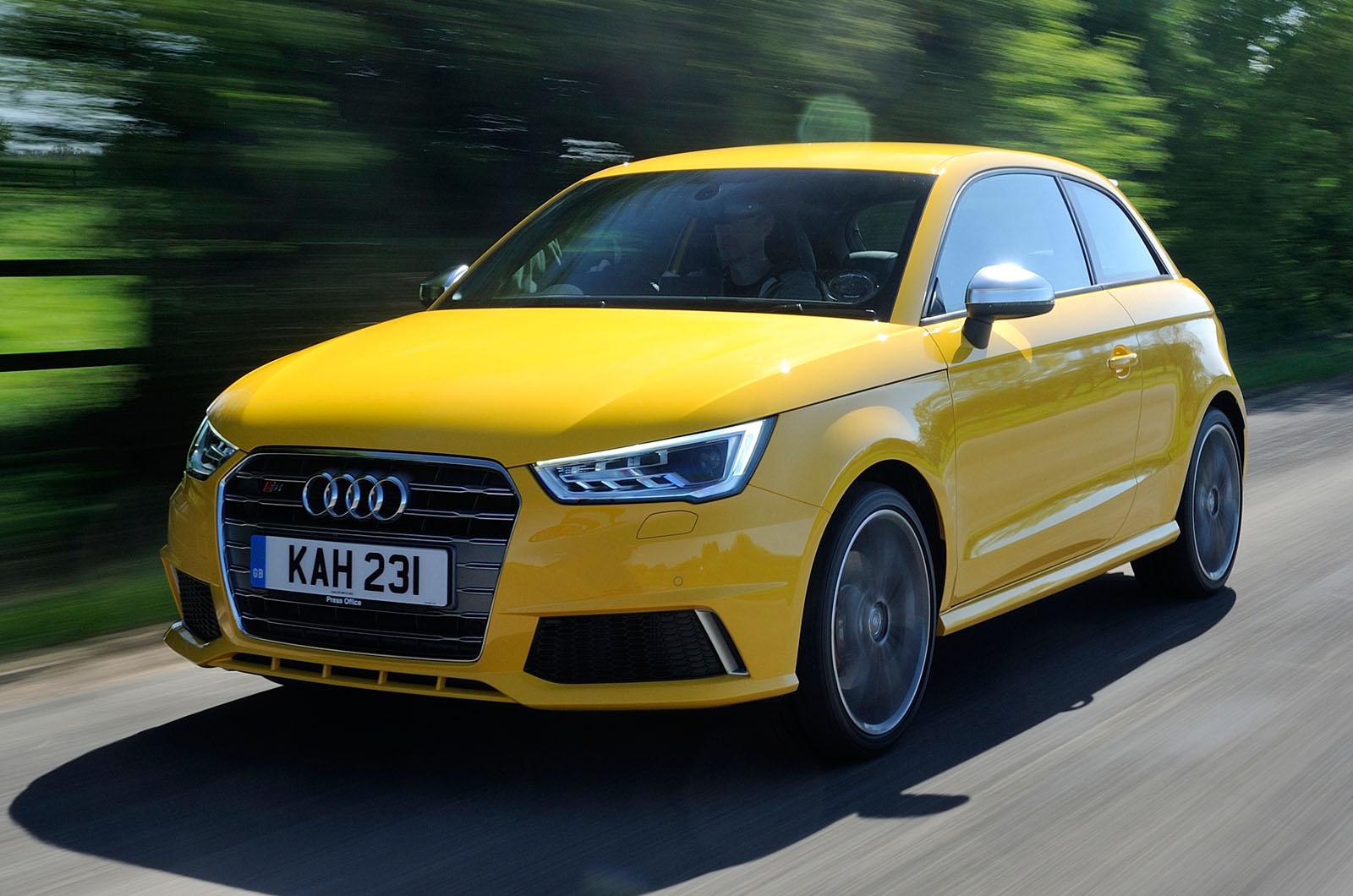 Audi S1 UK first drive