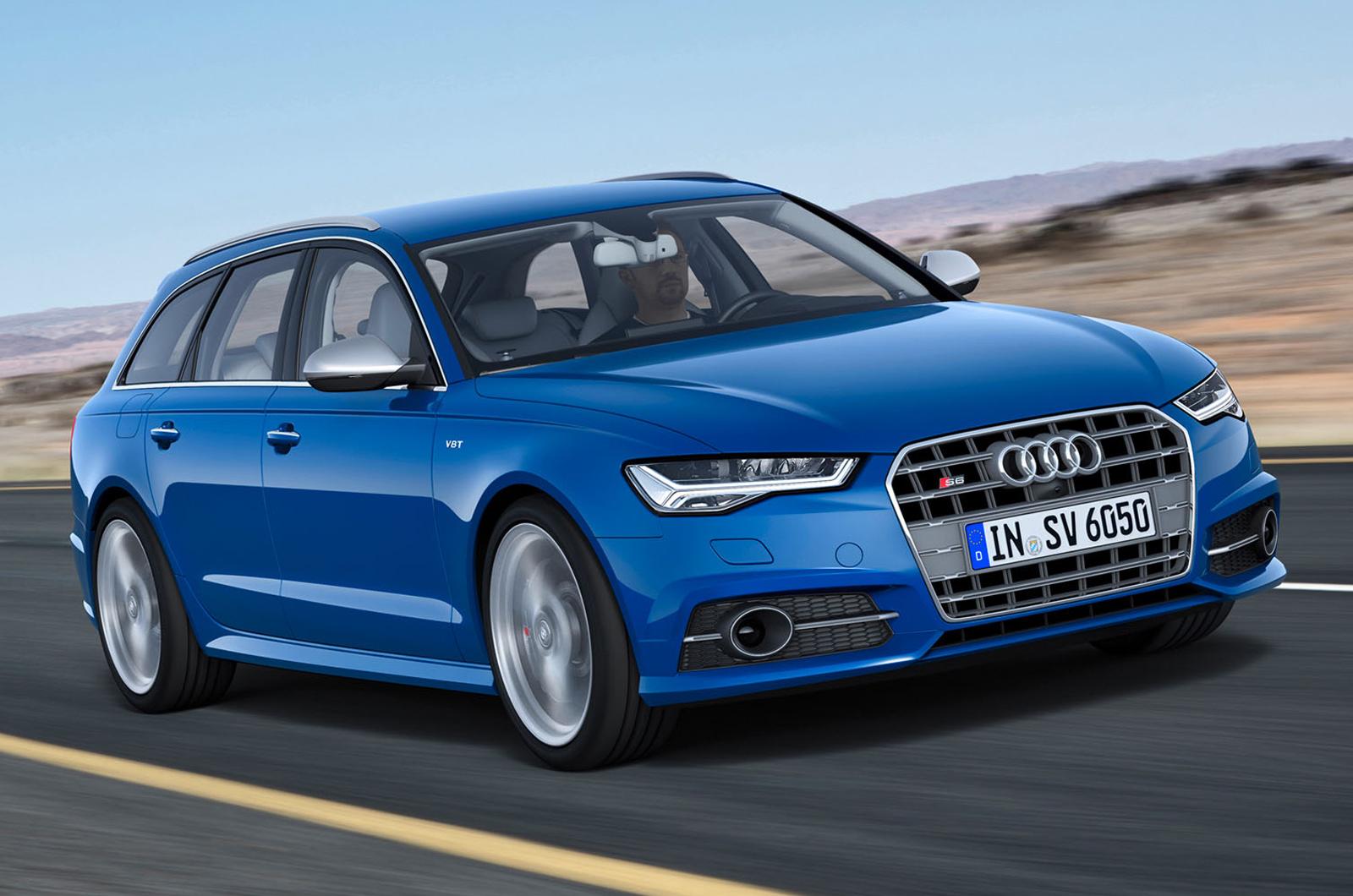 2014 Audi S6 Avant first drive review | Autocar