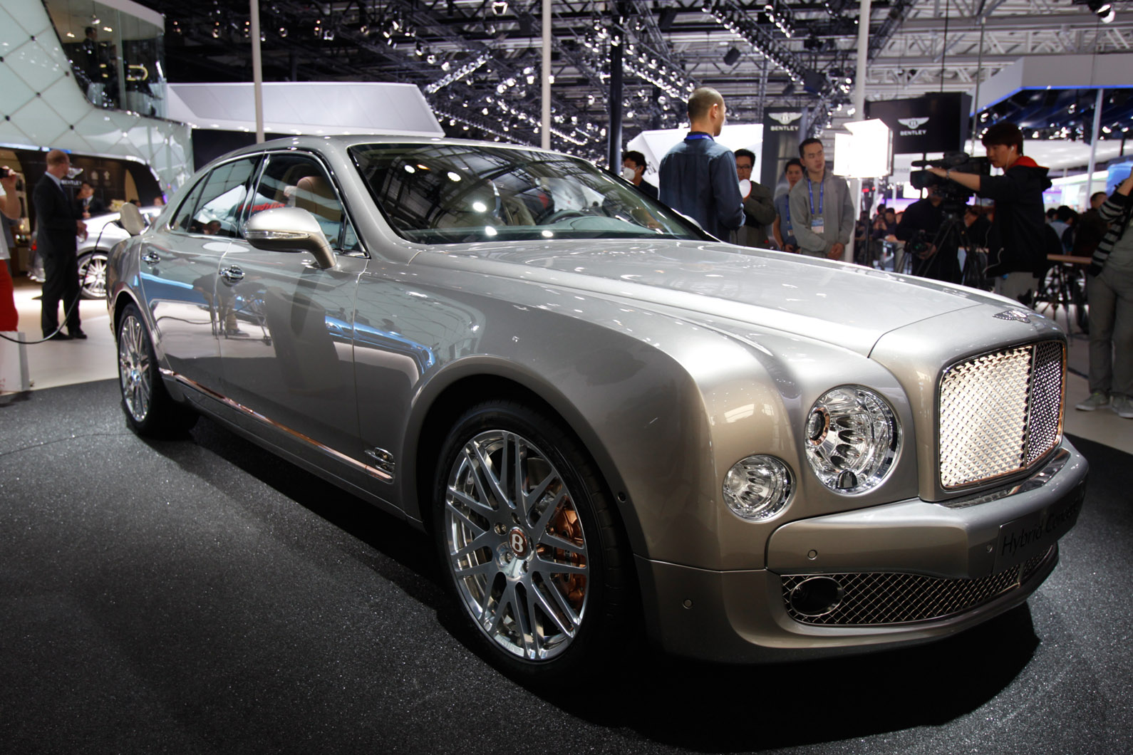 Beijing motor show 2014 report and gallery for What does a motor vehicle report show