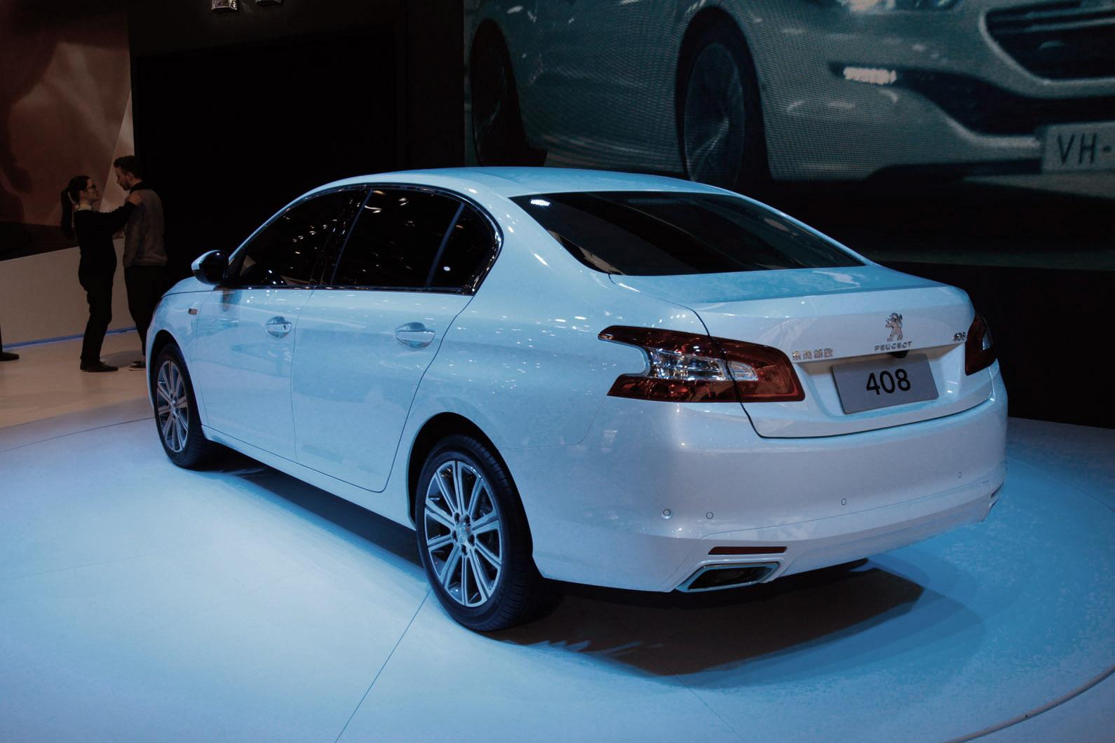 2014 - [Peugeot] 408 II - Page 9 Beijing-batch-3-101