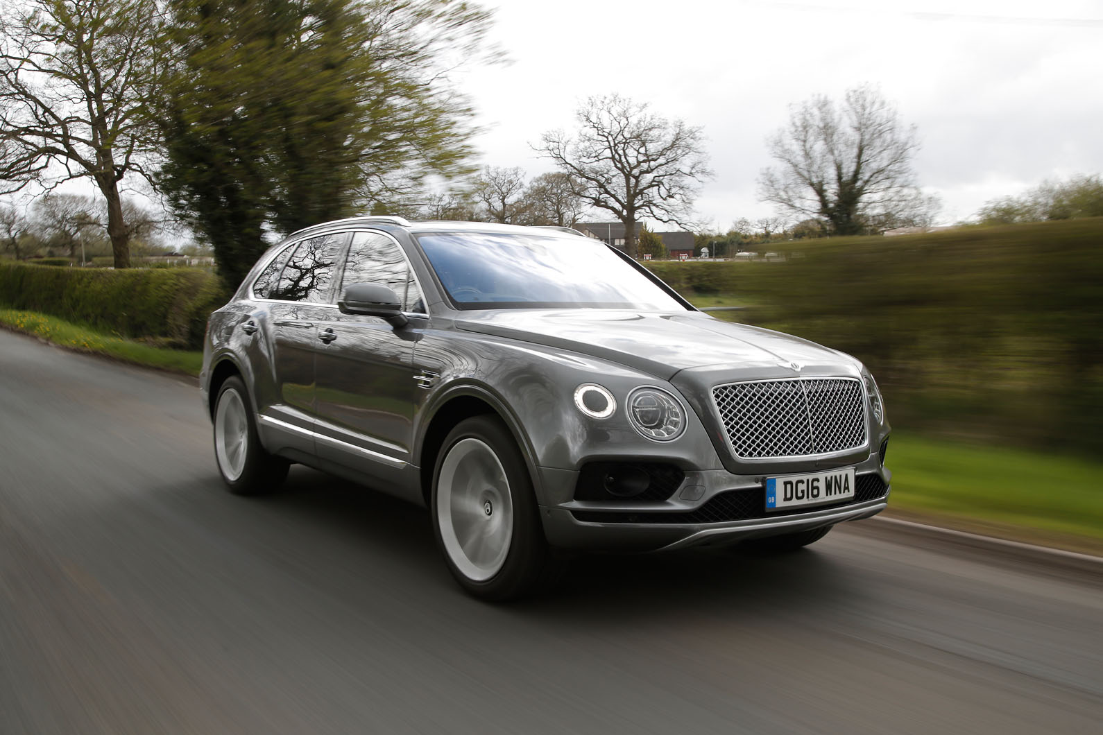 Bentley Bentayga Review 2021 Autocar