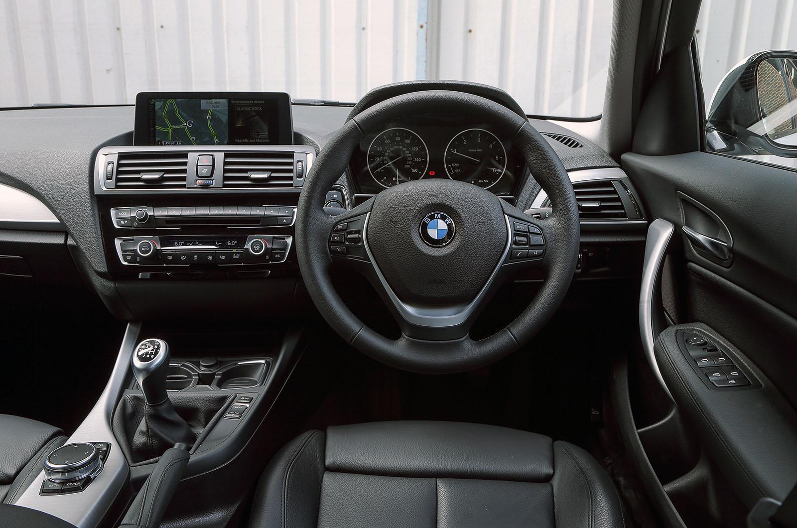Bmw 1 Series 2015 2019 Interior Autocar