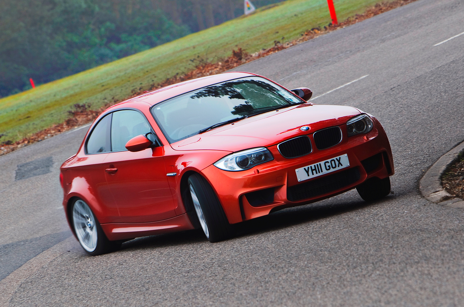 BMW Series M Review Autocar - Bmw 1 series m coupe price
