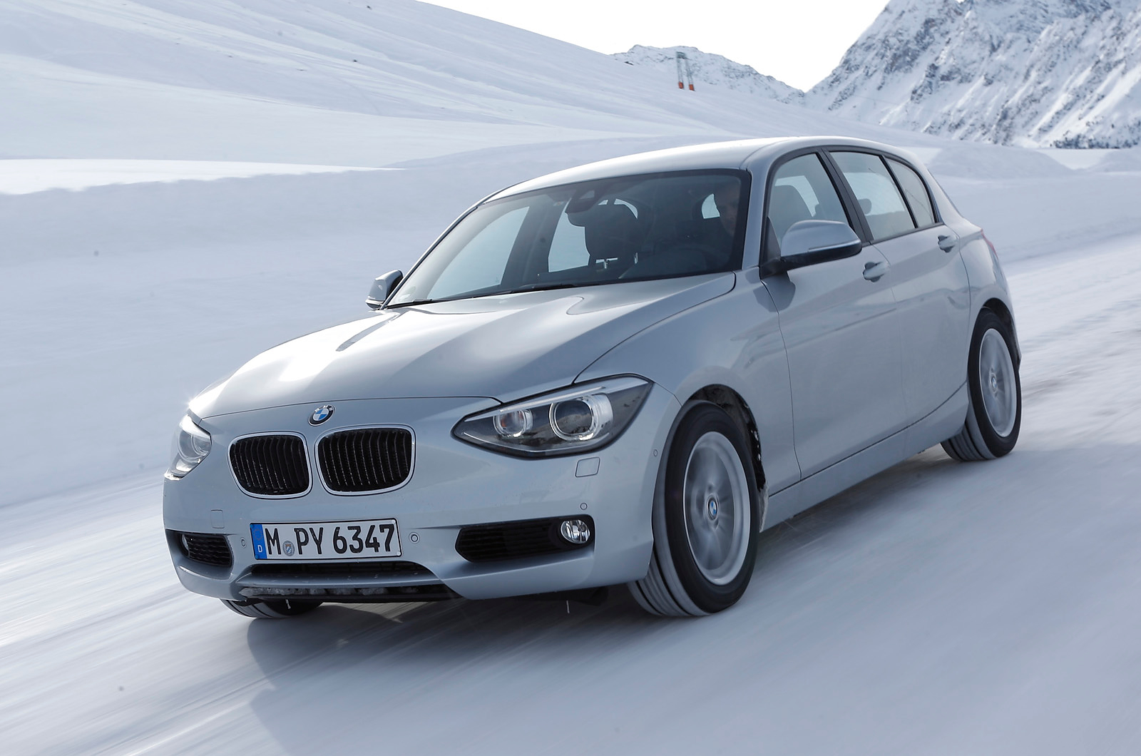 First Drive Review Bmw 120d Xdrive Autocar