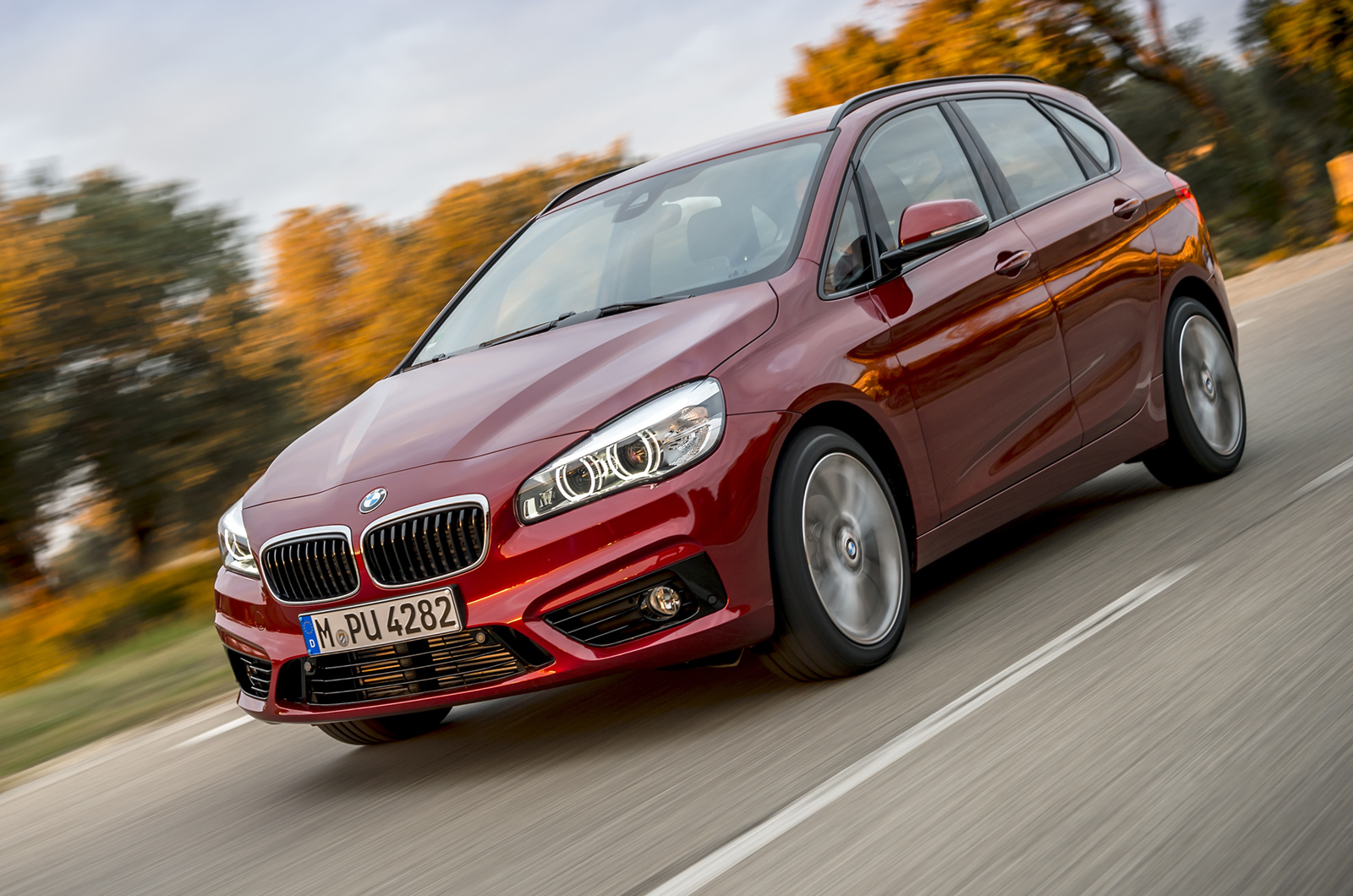 2015 bmw 220d xdrive active tourer review autocar. Black Bedroom Furniture Sets. Home Design Ideas