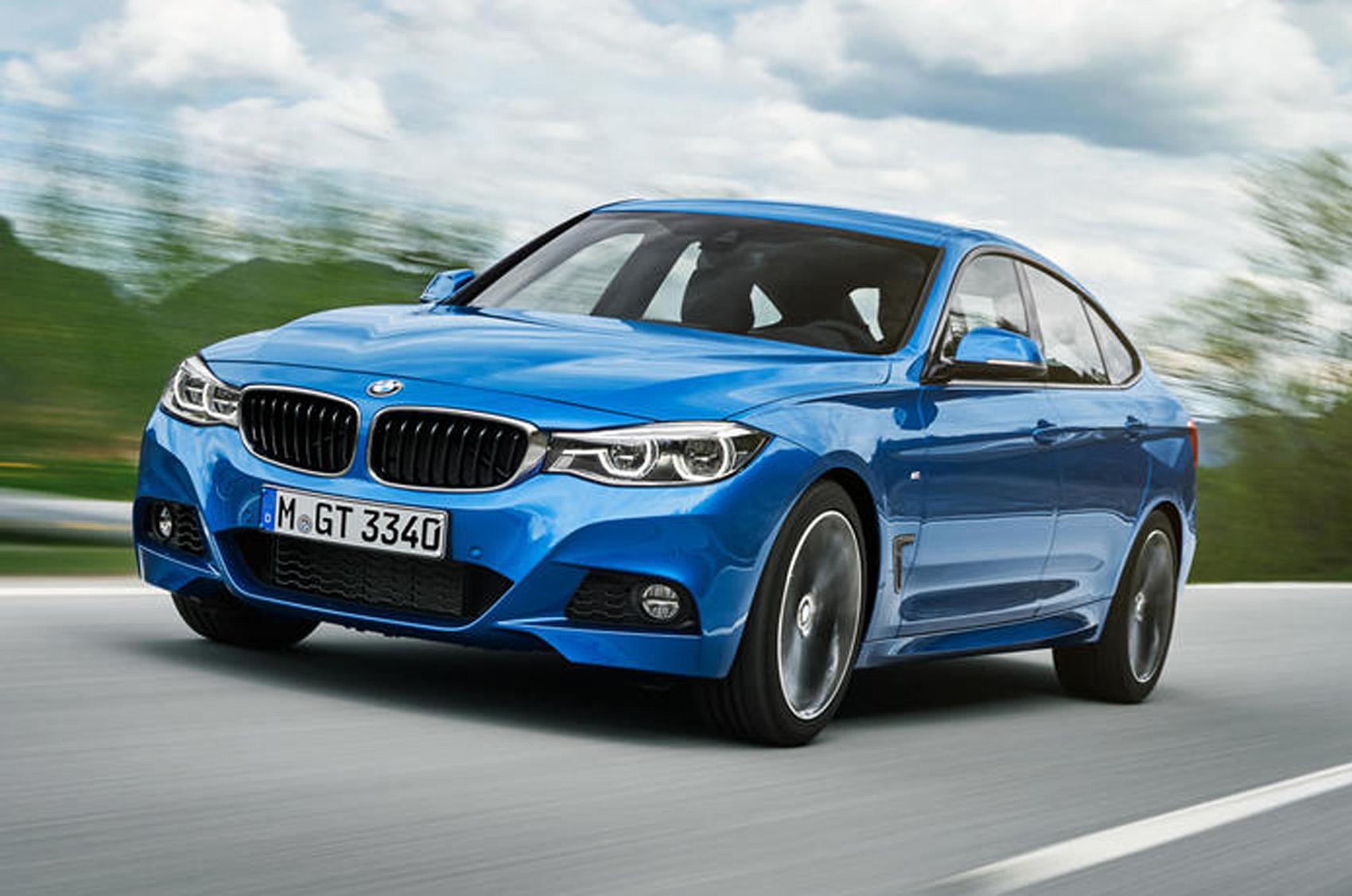 The all-new BMW 330i, Model M Sport, Portimao blue