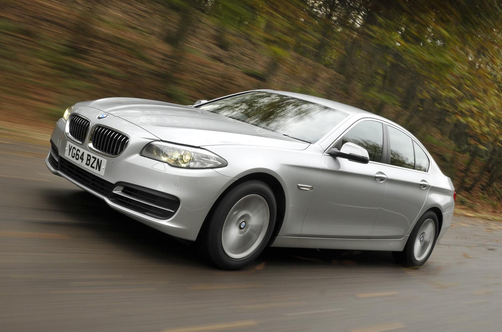 2014 BMW 520d SE Saloon Auto review