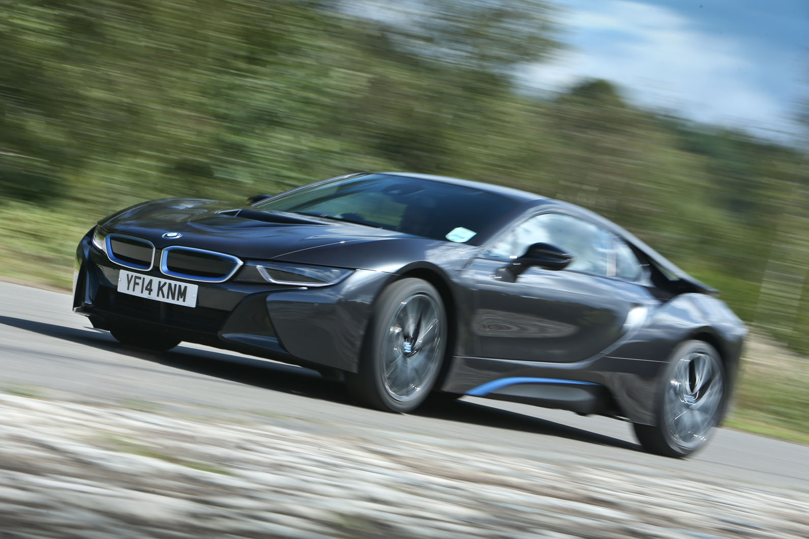 A Flexible Powertrain And Stable Chassis Makes The I8 A Fine Gt
